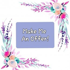 Other - Send me your offer using the offer button.